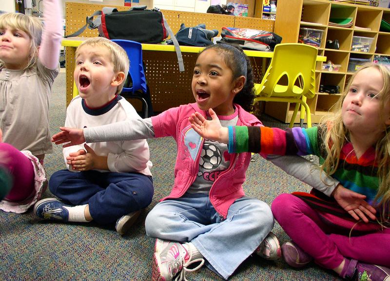corso educatore per l'infanzia salerno