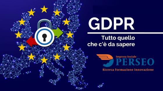 Corso Gestione della privacy e trattamento dati personali
