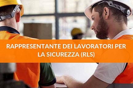 rls - corso rappresentante lavoratori